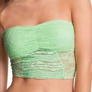 NEW Free People Lace Bandeau
